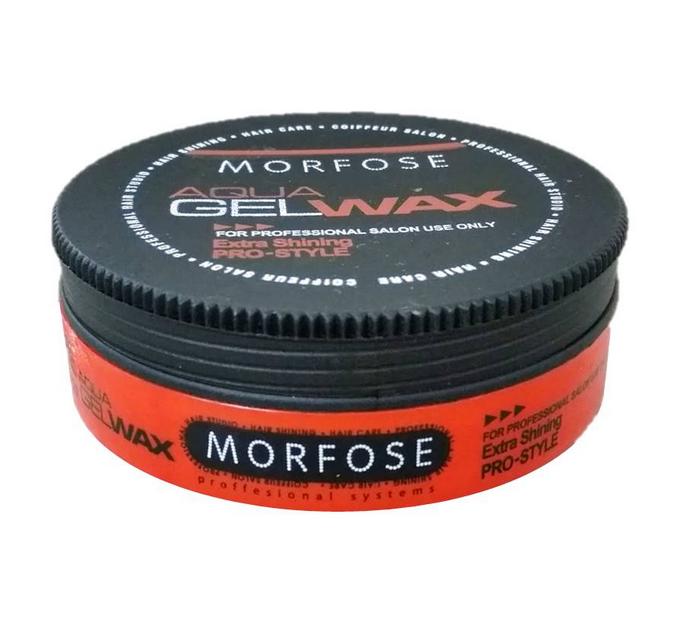 Morfose Aqua Hair Gel Wax 175ml Melonenduft Ebay